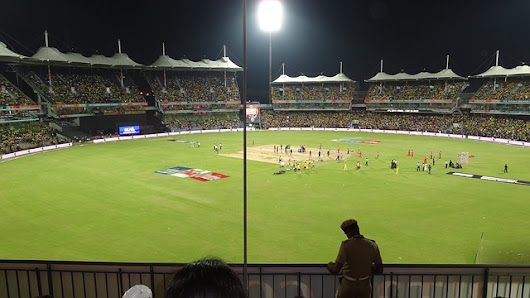Biggest Cricket Stadium in India