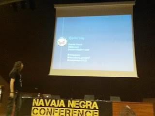 Navaja Negra 2016 - Daniel Vaca - Encontrando malware en Android