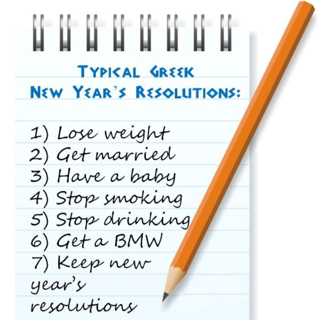 Best Funny New Year Resolutions