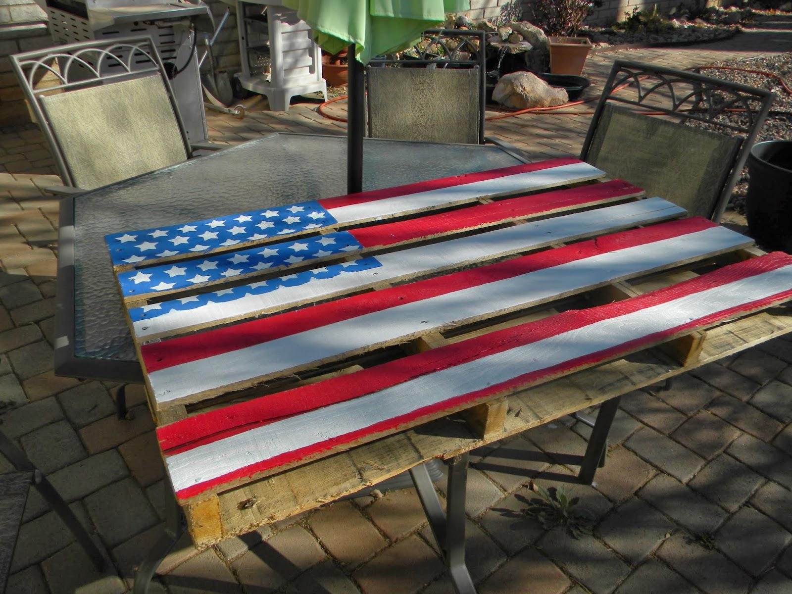 Go Ahead Amp Craft Pallet Flag