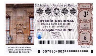 loteria nacional sabado 29 septiembre 2018