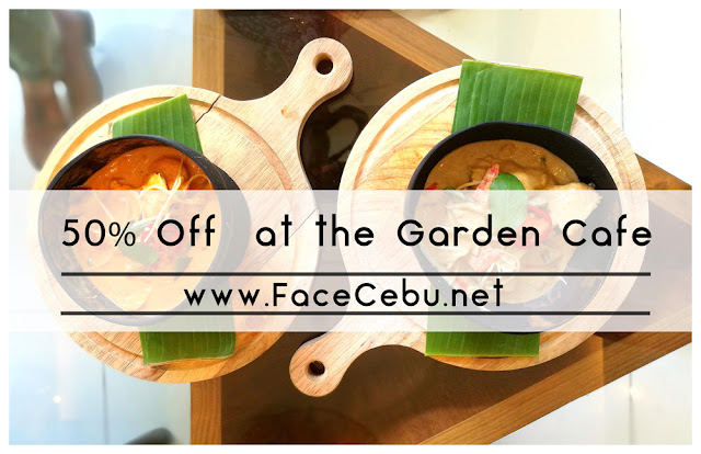 The Garden Cafe at Cebu City Marriott Hotel