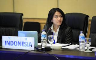 Diplomat Indonesia Nara Masista Rakhmatia