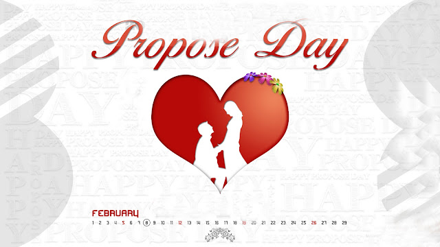 Happy Propose Day Facebook Cover Photo Download