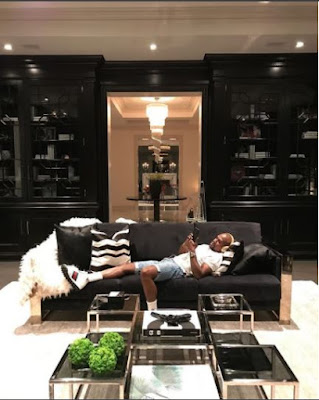Floyd Mayweather moves into his new $26million mansion in Beverly Hills