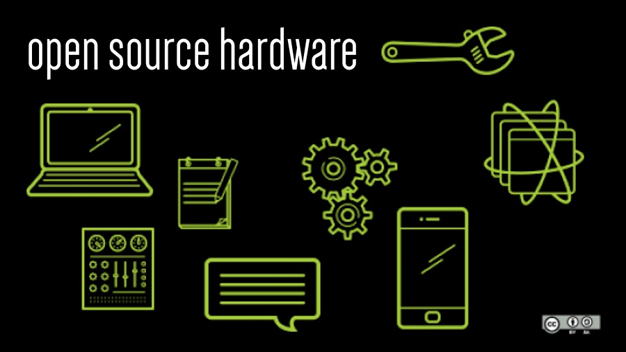 open source hardware que es