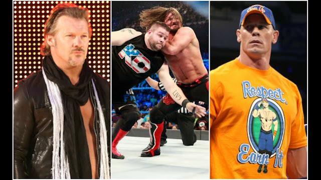مشاهدة و تحميل WWE Smackdown Live 25.07.2017 - مترجم