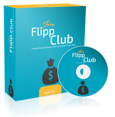 [GIVEAWAY] Flipp Club [Flipping Domain Names Worth $2 to $330 Every Day]