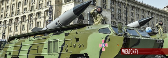 Russia's undermining of the arms control system  removes restrictions on missiles from Ukraine
