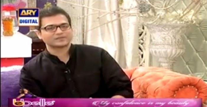 Dunya NEWS: Nida Yasir Telling About Her Diet Plan First