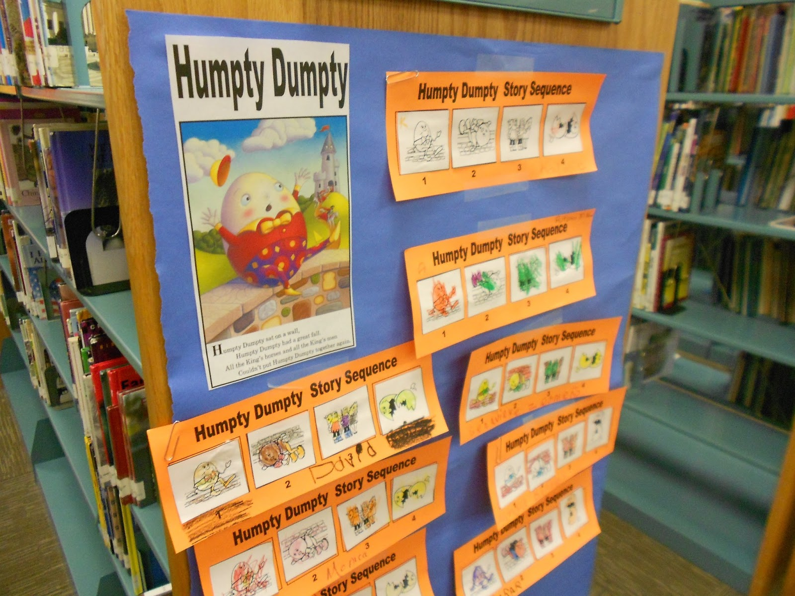 Search Results For Humpty Dumpty Sequencing Worksheet