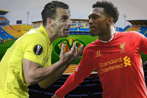 Live Streaming Villareal dan Liverpool 29 April 2016 runganbola