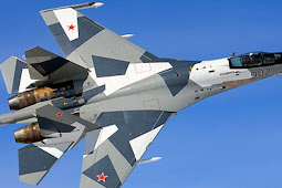Alutsista Militer : Sukhoi Su-35 Super Flanker, Air Superiority Fighter Baru TNI AU