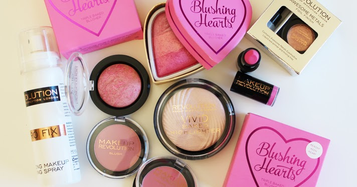 ♥ Two Much Blush ♥: First impressions and comparison