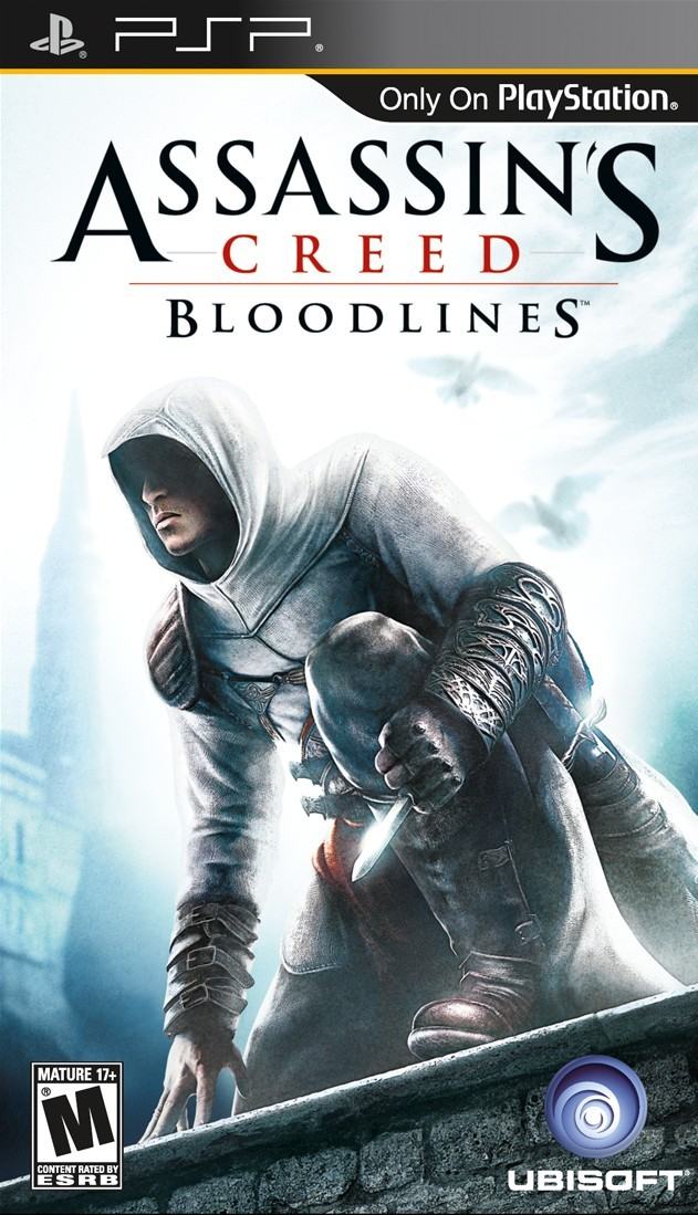 Assassins Creed - Bloodlines - PSP - ISO Download