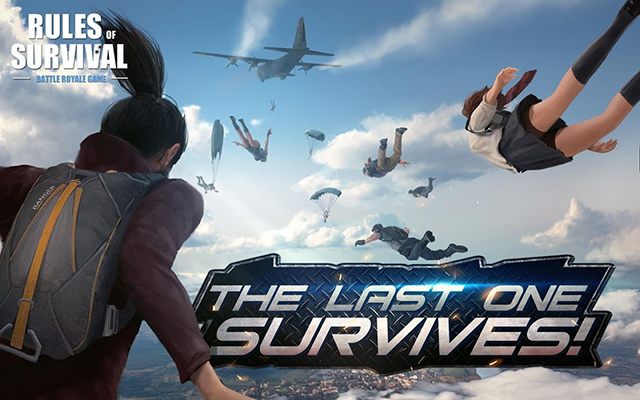 Rules of Survival - Game Battle Royale Android Terbaik