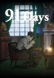"""Nuevo vídeo promocional del anime """"91 Days"""""""