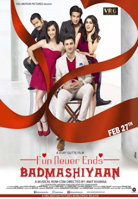 Badmashiyaan-2015 Watch full hindi movie