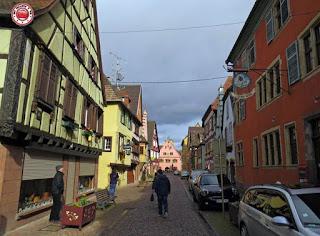 Turckheim, Alsacia, Francia