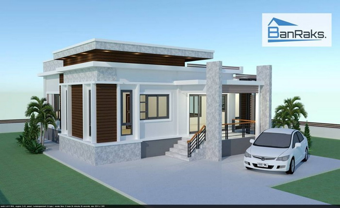 Looking for small house plans with a cost to build? View these stunning and beautiful small modern house designs. View these stunning and beautiful small modern house designs.   Advertisements                                                   House Type: Modern Style Home Economical   Estimated Building Cost: 170, 000 baht   Window Type/Material: Sliding Window/Tiles   Bedroom: 1   Bathroom: 1    Source:  Visanu Salidkul  Sponsored Links                              House Type: Modern style house    Suggested Lot area for this design: 117 square meters    Estimated Building cost: 2,390,000 baht     Window type/material: Tiles    Bedroom: 2    Bathroom: 3    Kitchen: Yes    Garage: Yes    SOURCE: Starwellasset                                                                   House Type: Modern style home loft style   Floor area: 9.50 x 11.50 m   Suggested Lot area for this design: 80 square meters   Estimated Building cost: 1,300,000 baht   Window type/material: Tiles   Bedroom: 2   Bathroom: 1   Garage: Yes    SOURCE:  Baan Rak   SEE MORE:      If you are looking for a perfect home for a small family. This house has an area of 51 square meter. The building cost is 500,000 baht (excluding furniture).  This house size is 6 × 8.5 meters. The building cost is 500,000 baht (excluding furniture). Perfect for home or small family.    This house is low floor. Stonework divider decorated with blue turquoise. Get with the door frame and dark aluminum. The rooftop is secured with simulated wood. Two-layered rooftop. SOURCE: Sasiton Sukjaroen  This house has a total lot area of 37 sq.m. containing 2 rooms, 1 bathroom, family room or living room and parking area before the house. This is a small house for small families or for couples. SOURCE: vivaecomodern If you're looking for a decent sized home, this home is for you. This small home comprises of 2 rooms, 1 washroom, 1 kitchen and 1 front room with patio or terrace. This house has a total lot area of 64 sq.m SOURCE: househabitat    SEE MORE:    Simple One Story House In Contemporary Style With Blueprint For Simple Living Homes   We've gathered a couple of our most loved house designs with blueprint homes and floor plans that will make the perfect habitation absorbing everything. Our gathering house designs include both single story house and contemporary house designs.  Modern Style House Design Ideas: Find The Perfect Home Design For You.  One of the main benefits of constructing a new house is being able to choose a home floor plan that perfectly suits your needs. When it comes choosing your home design, a big decision you'll face is whether to go for a high-set or low-set design.  Modern Small House Plans And Layout: Step by Step Construction  Today, constructing a small house is more popular than building a huge house. Building it yourself will spare you cash and guarantee that you're getting a great home.      Simple One Story House In Contemporary Style With Blueprint For Simple Living Homes  We've gathered a couple of our most loved house designs with blueprint homes and floor plans that will make the perfect habitation absorbing everything. Our gathering house designs include both single story house and contemporary house designs.   We've gathered a couple of our most loved house designs with blueprint homes and floor plans that will make the perfect habitation absorbing everything. Our gathering house designs include both single story house and contemporary house designs. One Storey House In Contemporary style The house consists of 2 bedrooms,  2 bathrooms, living room, kitchen, and garage are priced at 1,650,000 baht (furniture as picture).    SOURCE: L & B Real Estate  A Medium Sized House Consists Of 3 Bedrooms A medium sized house of 140 square meters consists of 3 rooms, 2 bathrooms, a central corridor, a kitchen and an entryway patio. The building budget plan of 1,500,000 baht (excluding furniture)    SOURCE: ธนกร มือเงิน มือทอง  One Storey House In Contemporary Style his house consists of 3 bedrooms, 2 bathrooms, a central hall and a kitchen area of 138 sq.m., with a budget of 1,650,000 baht (excluding furniture).    SOURCE: Pik Woraphan SEE MORE:    Modern Style House Design Ideas: Find The Perfect Home Design For You.  One of the main benefits of constructing a new house is being able to choose a home floor plan that perfectly suits your needs. When it comes choosing your home design, a big decision you'll face is whether to go for a high-set or low-set design.