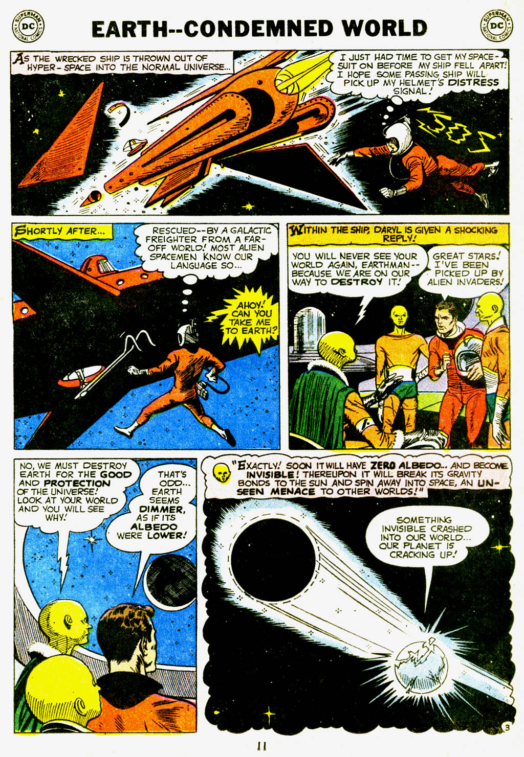 Strange Adventures (1950) issue 227 - Page 13