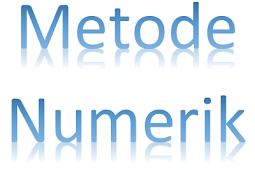 Metode Numerik Bab 1