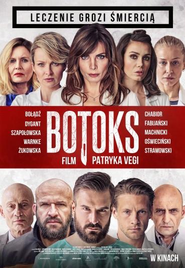 Botoks - moja opinia o filmie Patryka Vegi