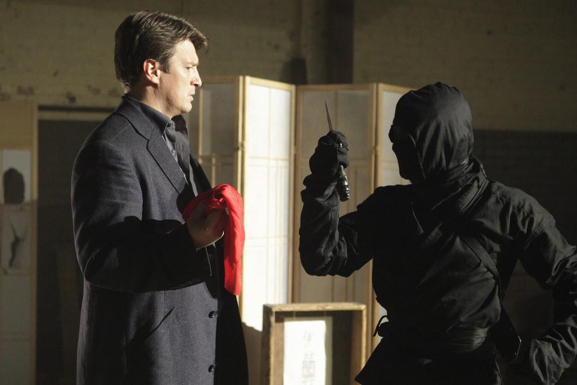 Castle - Season 6 Episode 18: The Way of the Ninja