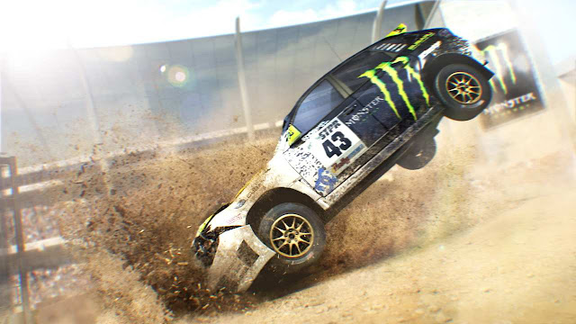 colin mcrae rally dirt 3