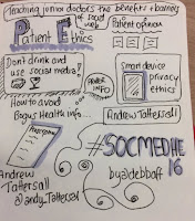 Image of sketch note by Deb Baff