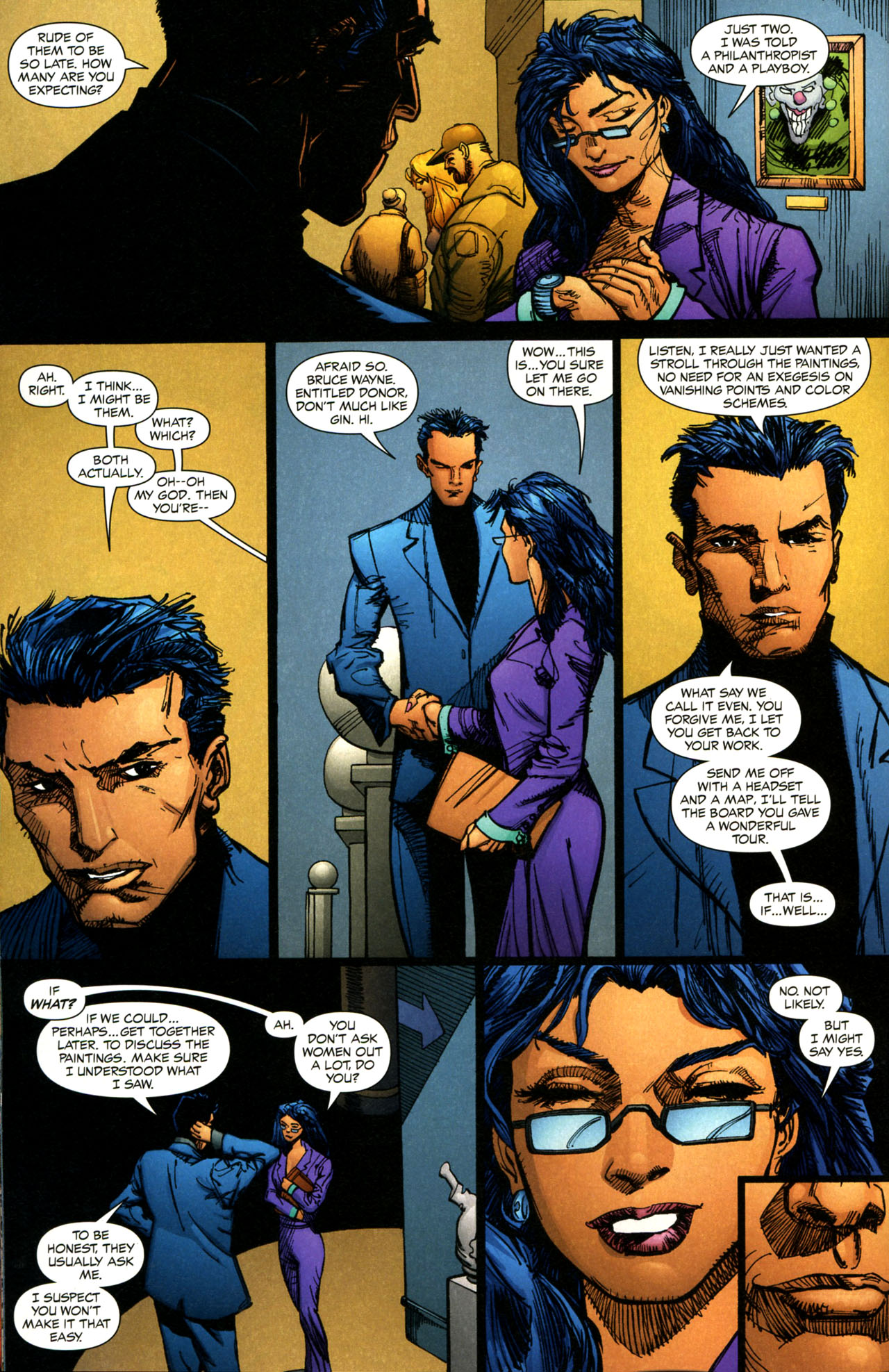Batman Confidential Issue #7 #7 - English 12