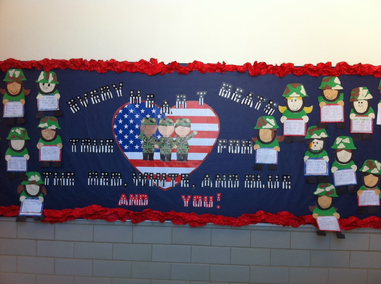 Posh Primary Veterans Day