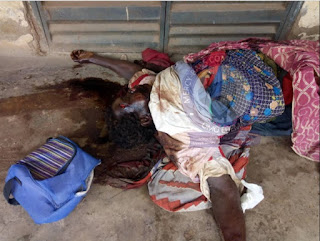 Woman Killed By Ritualists; Her Bre*sts, Eyes Removed (Photo)