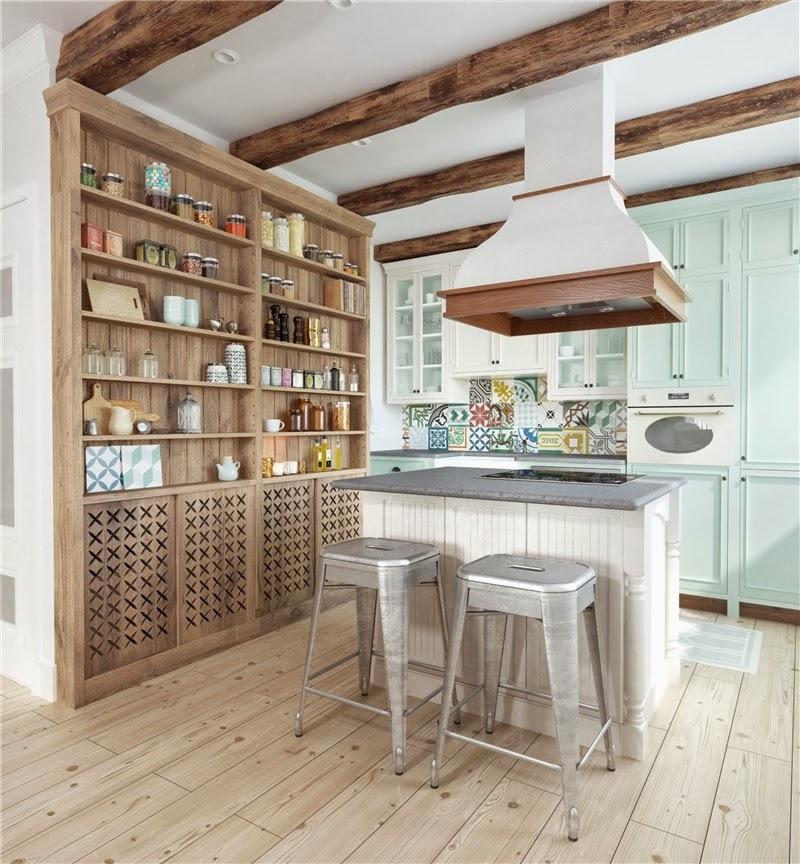 Stonowane wnętrze z błękitnymi dodatkami, wystrój wnętrz, wnętrza, urządzanie domu, dekoracje wnętrz, aranżacja wnętrz, inspiracje wnętrz,interior design , dom i wnętrze, aranżacja mieszkania, modne wnętrza, styl klasyczny, pastelowe kolory, kuchnia