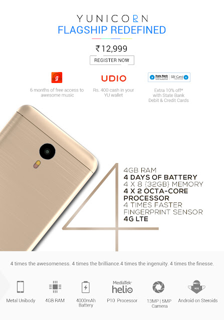 Yu Yunicorn Exclusively on Flipkart