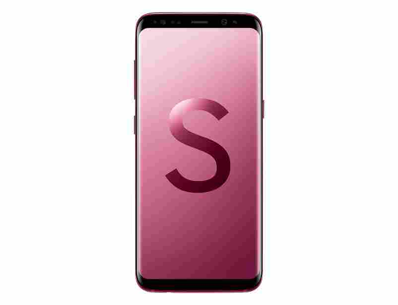 Samsung Galaxy S8 Lite Luxury - Front