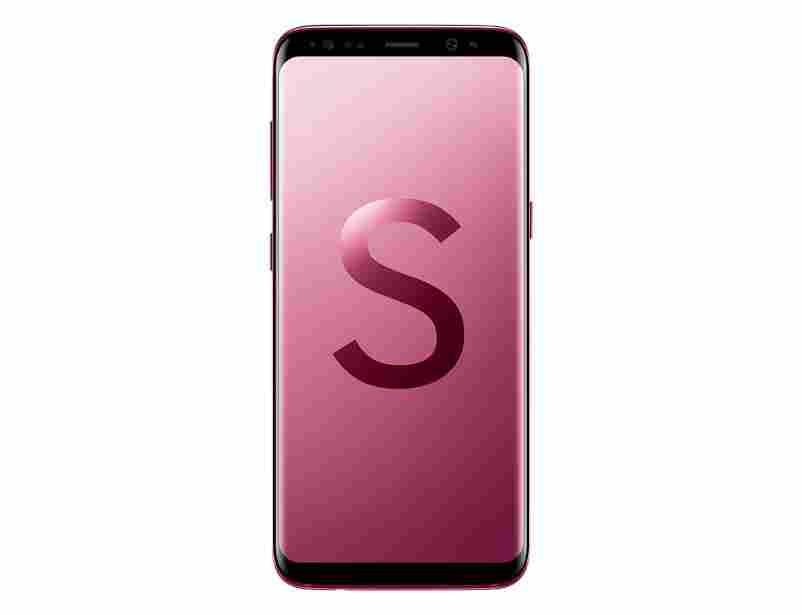 Samsung Galaxy S8 Lite Luxury - Front
