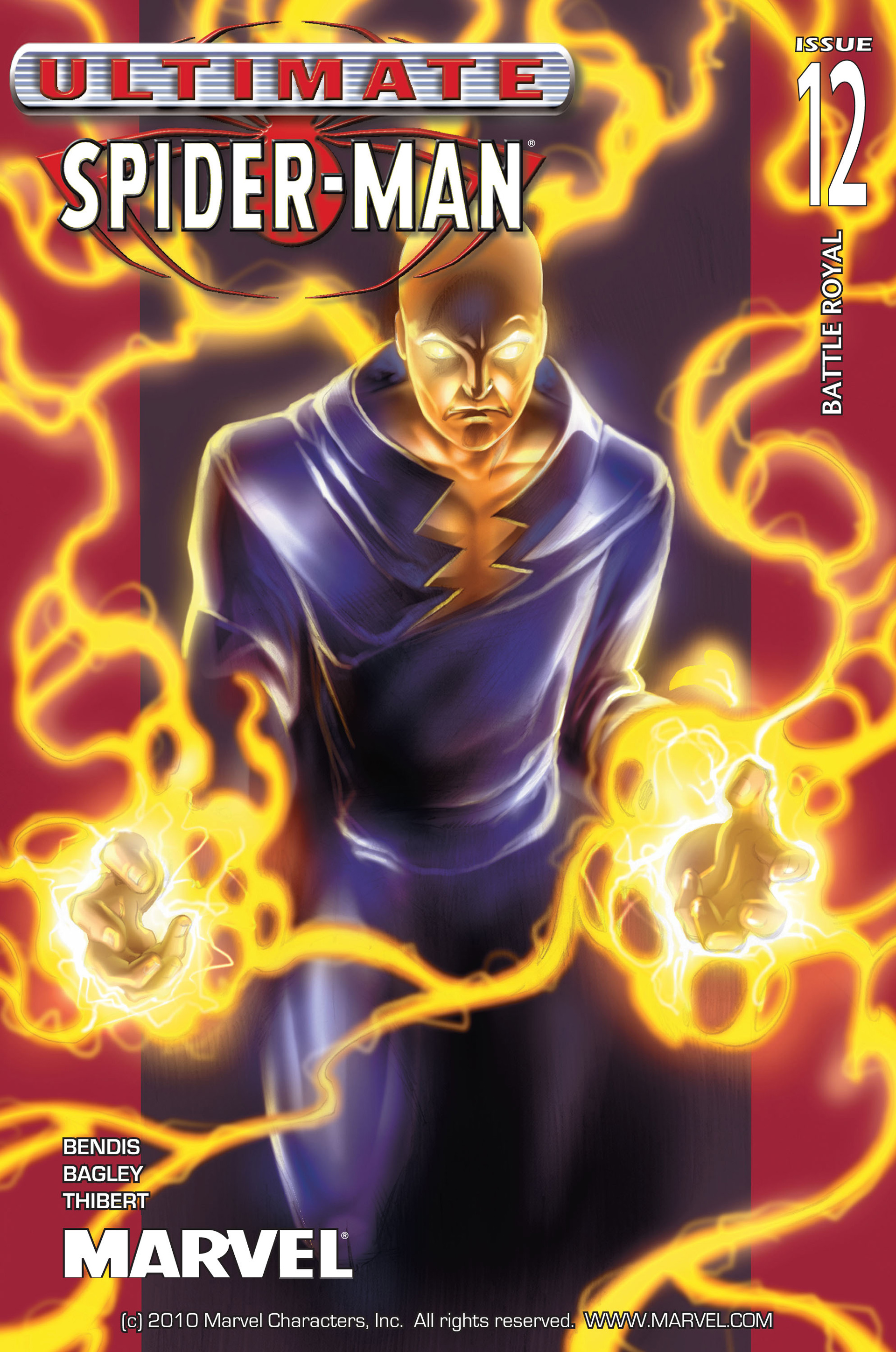 Read online Ultimate Spider-Man (2000) comic -  Issue #12 - 1