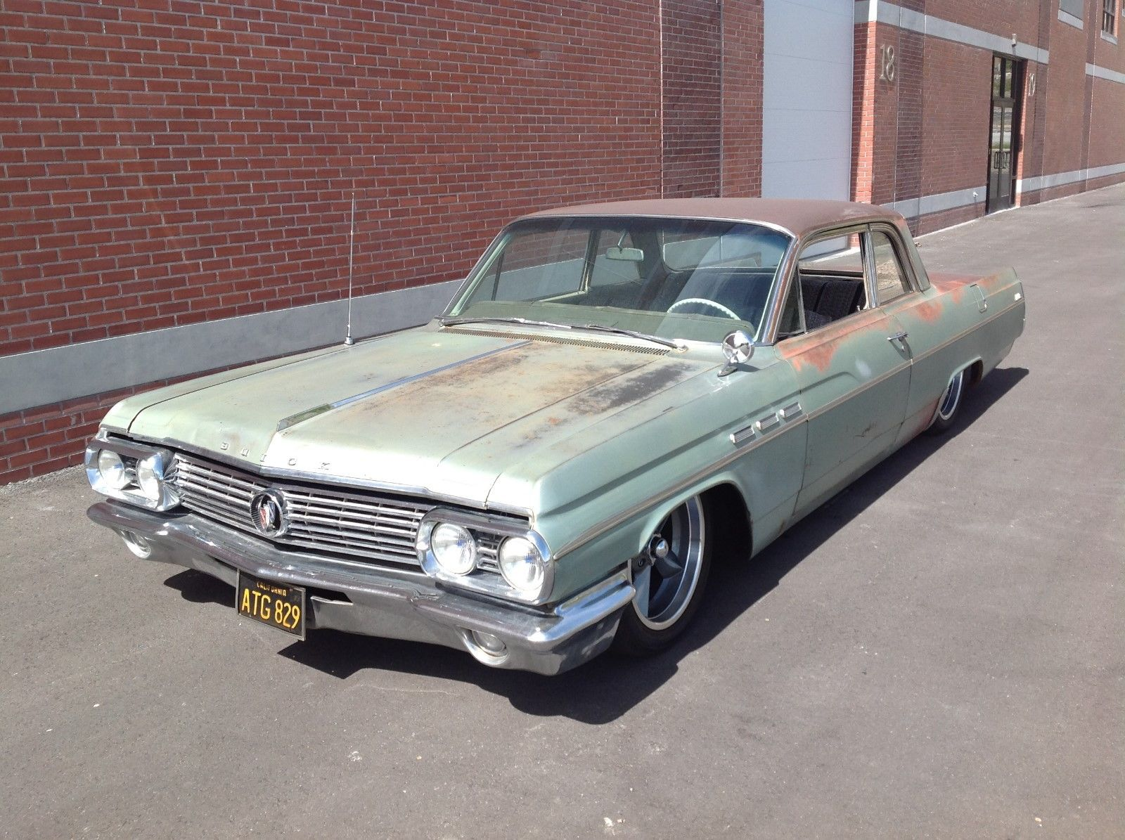 Daily Turismo: Auction Watch: 1963 Buick LeSabre Hot Rod