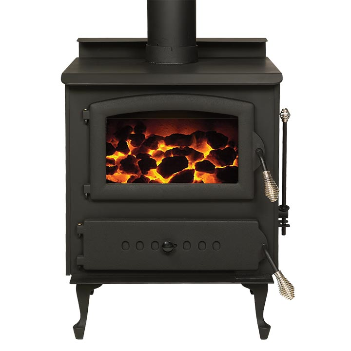 Home Heating With Coal Burning Stoves