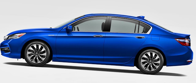 2018 Honda Accord Hybrid Review And Release Date