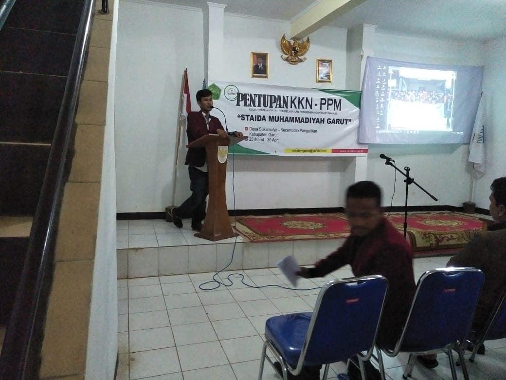 KKN- PPM STAIDA Desa Sukamulya  Gelar lokakarya 2 sekaligus Silaturahmi antar warga desa sambut Bulan Ramadhan