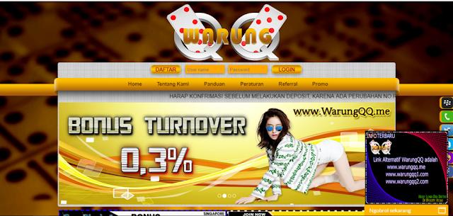 WarungQQ Situs Domino 99, Kiu Kiu Online,Agen Bandar Q Terpercaya