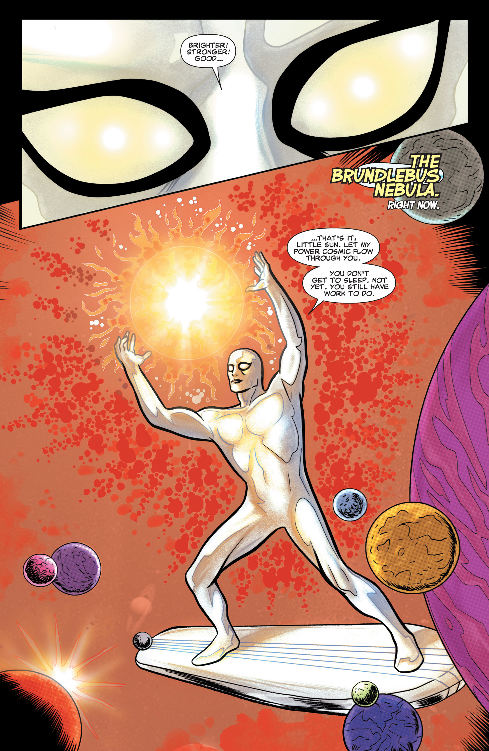 Read online Silver Surfer (2014) comic -  Issue #1 - 4