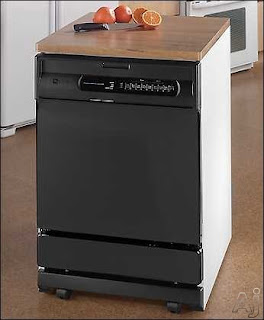 Black Portable Dishwasher Pictures