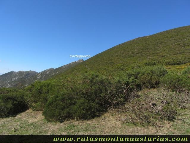 Ruta de los Arrudos y Corteguerón: Camino al Corteguerón