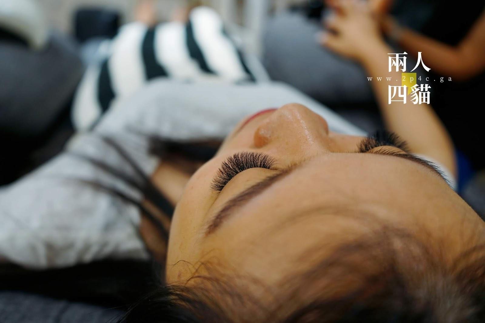 【永和|美睫】花一個時間同時美甲+美睫!【美睫兒專業紋繡美甲學苑】貴婦級奢侈享受 夏季活動美睫/美甲同做享七折!