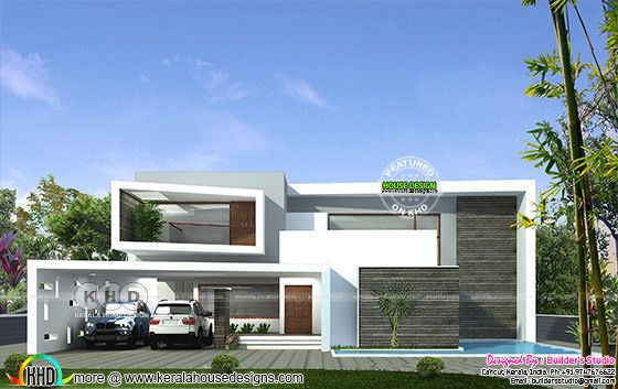 Ultra modern 4 bedroom 3000 sq-ft home