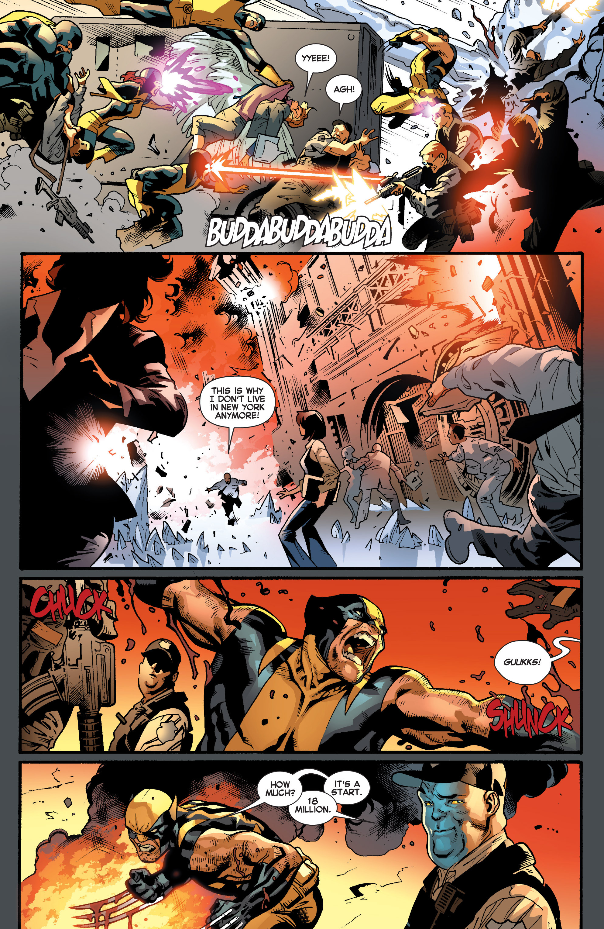 Read online All-New X-Men (2013) comic -  Issue # _Special - Here To Stay - 90