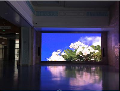 Lắp đặt màn hình led p4 trong nhà và ngoài trời chuyên nghiệp tại Bình Chánh